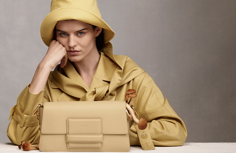 Oroton launches The Forager for AW21