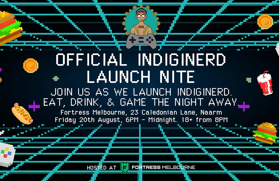 Official Indiginerd Launch Nite