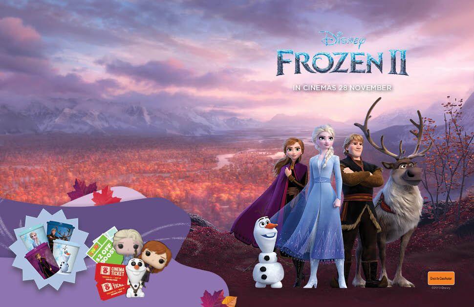 Frozen 2 Everybody Wins!