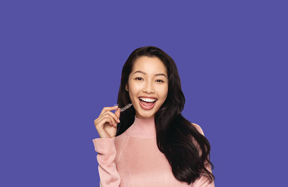 Get a straighter smile with SmileDirectClub aligners
