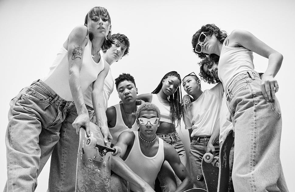 Introducing Calvin Klein Spring 2021 Campaign: Blank Canvas