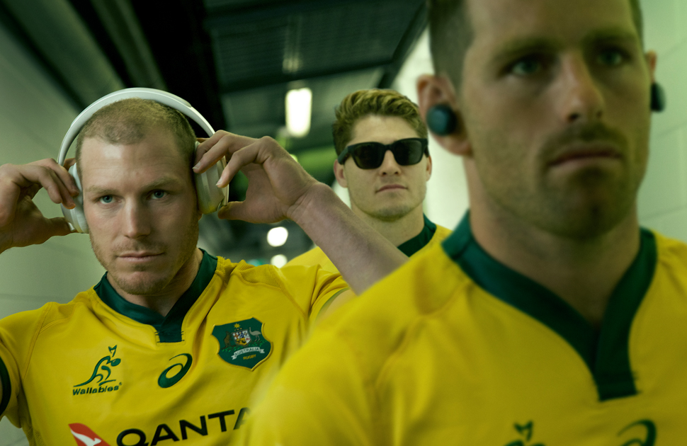 Bose + The Qantas Wallabies