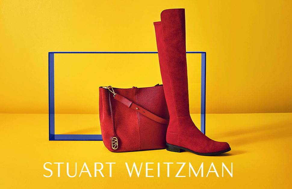 """MISTY COPELAND STARS IN STUART WEITZMAN'S FIRST-EVER HOLIDAY 2019 CAMPAIGN, """"STEP INSIDE"""""""