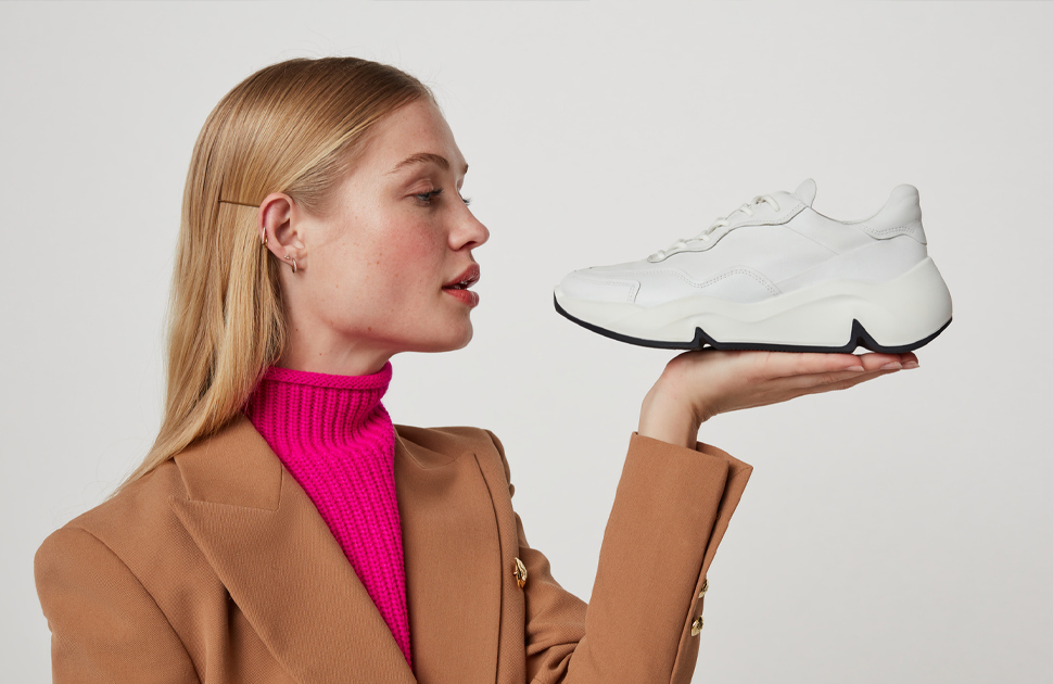 The ECCO Chunky Sneaker