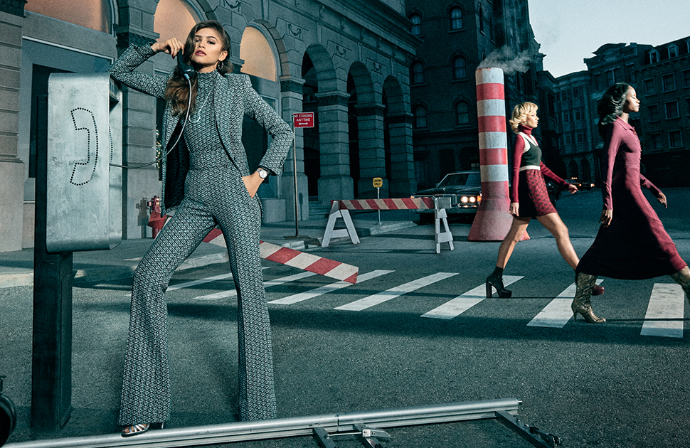Tommy Hilfiger Launches TommyXZendaya