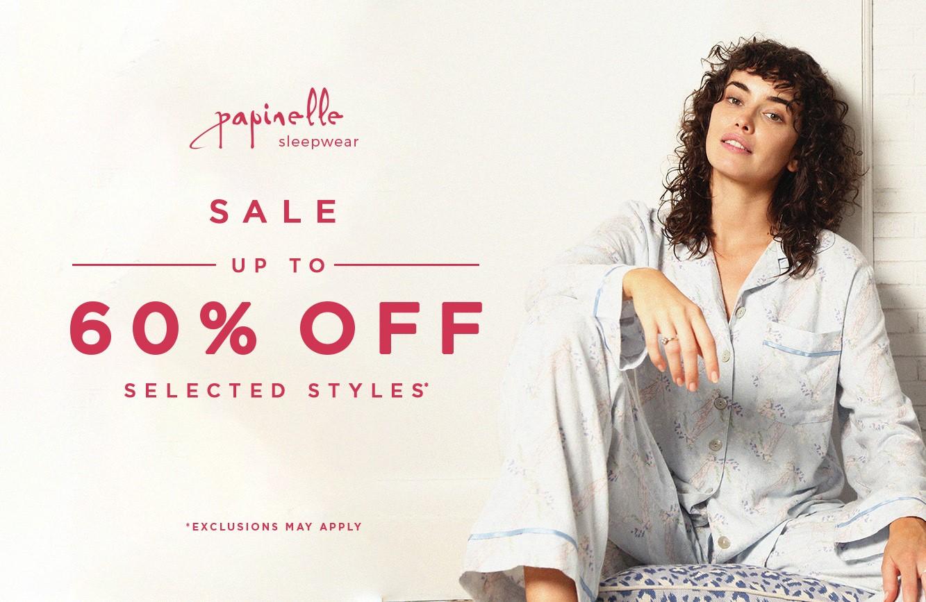Papinelle Sleepwear: Sale