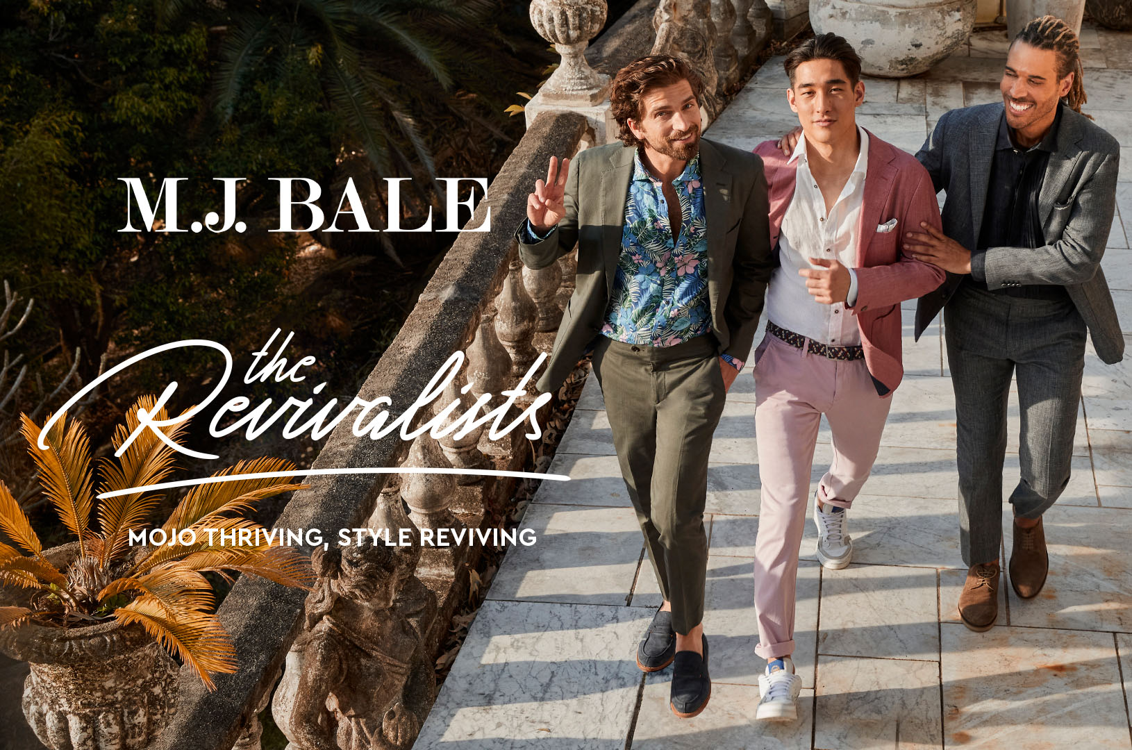 M.J. Bale: The Revivalists' Spring Collection