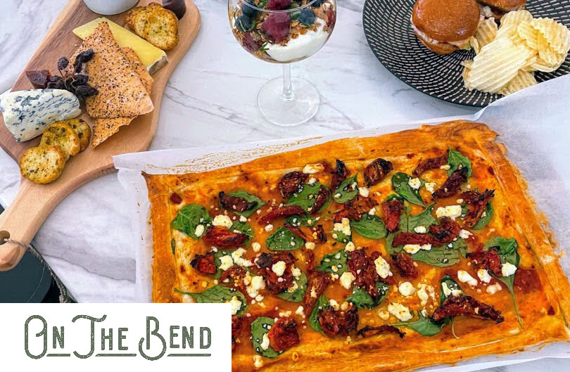 On The Bend - French Bakery Cafe: Now Open