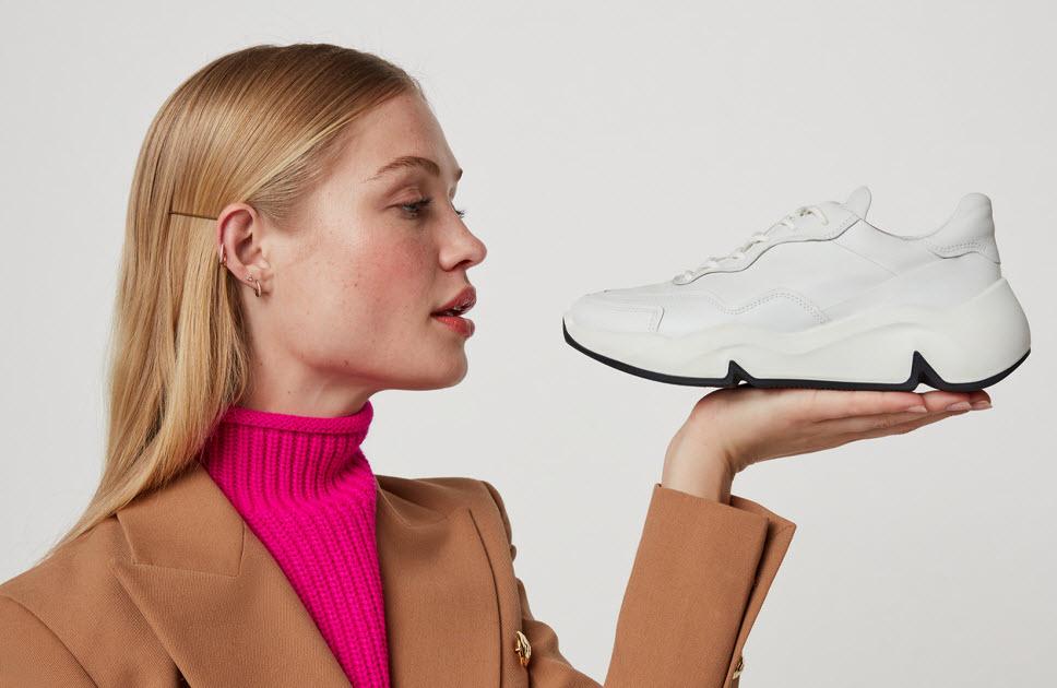 Ecco: Chunky Sneaker