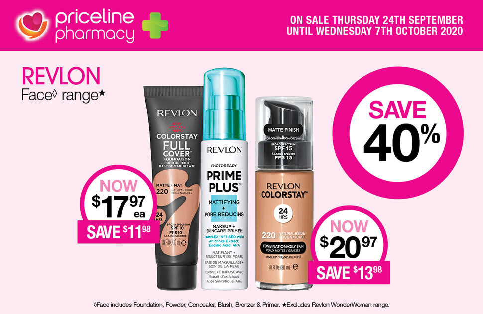 Priceline Pharmacy's Catalogue Sale