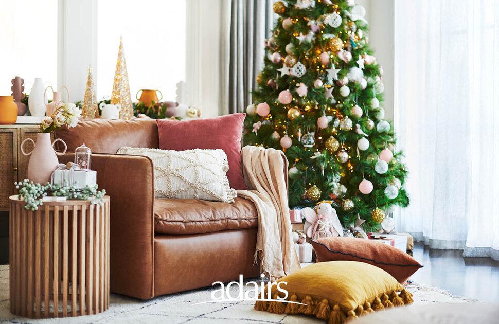 Save on Christmas at Adairs