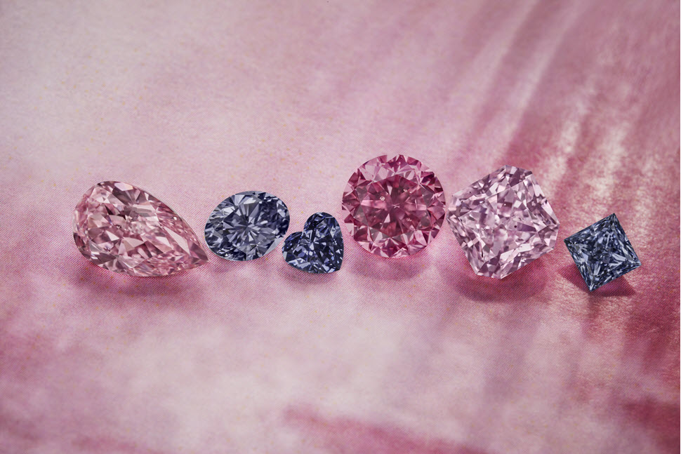 Musson: Argyle Pink Diamonds
