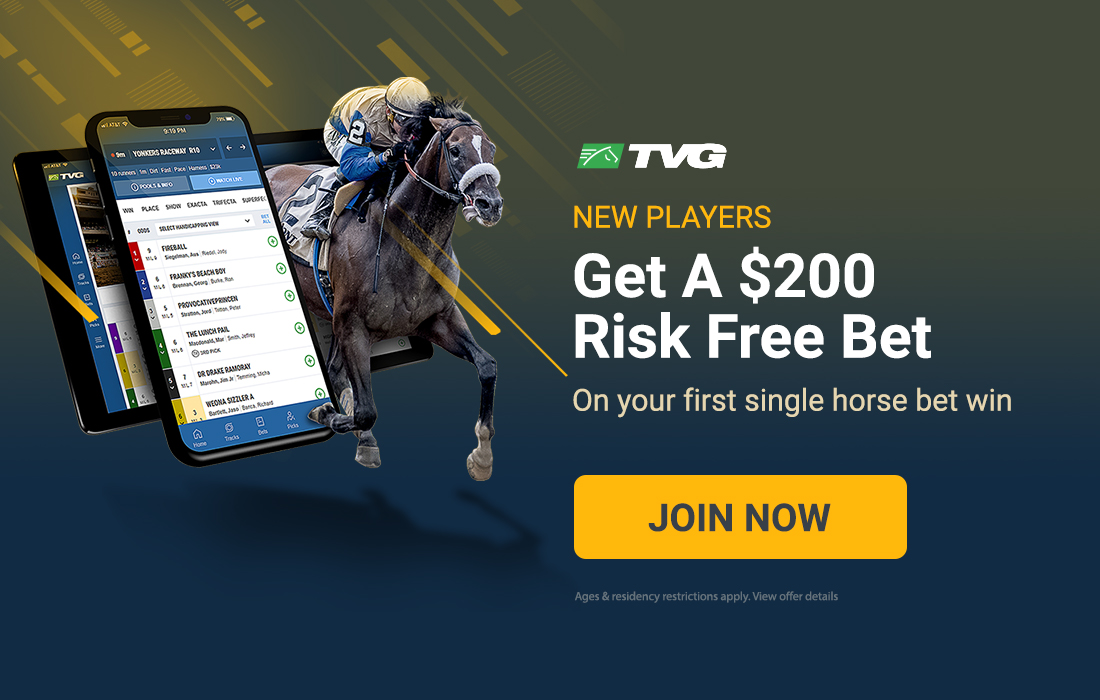 tvg horse betting free picks