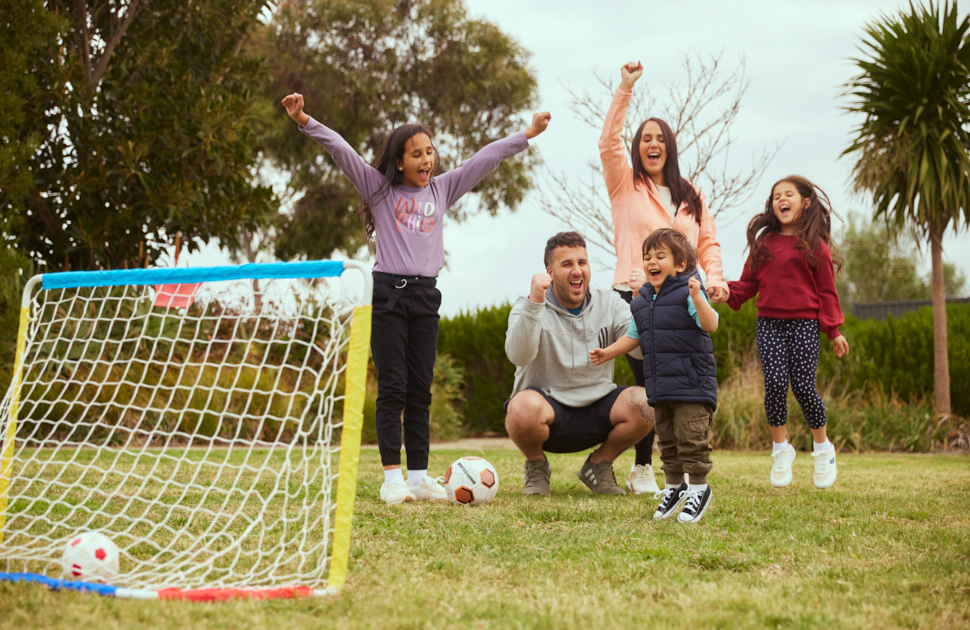 Five Ways To Fill Your Weekend With Family Fun