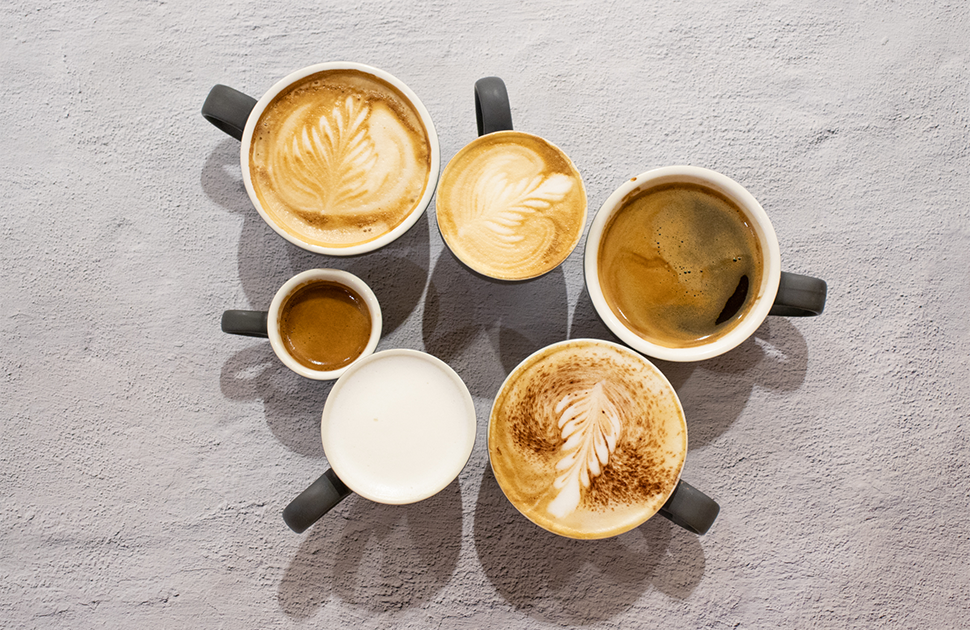 Coffee trends to try at home