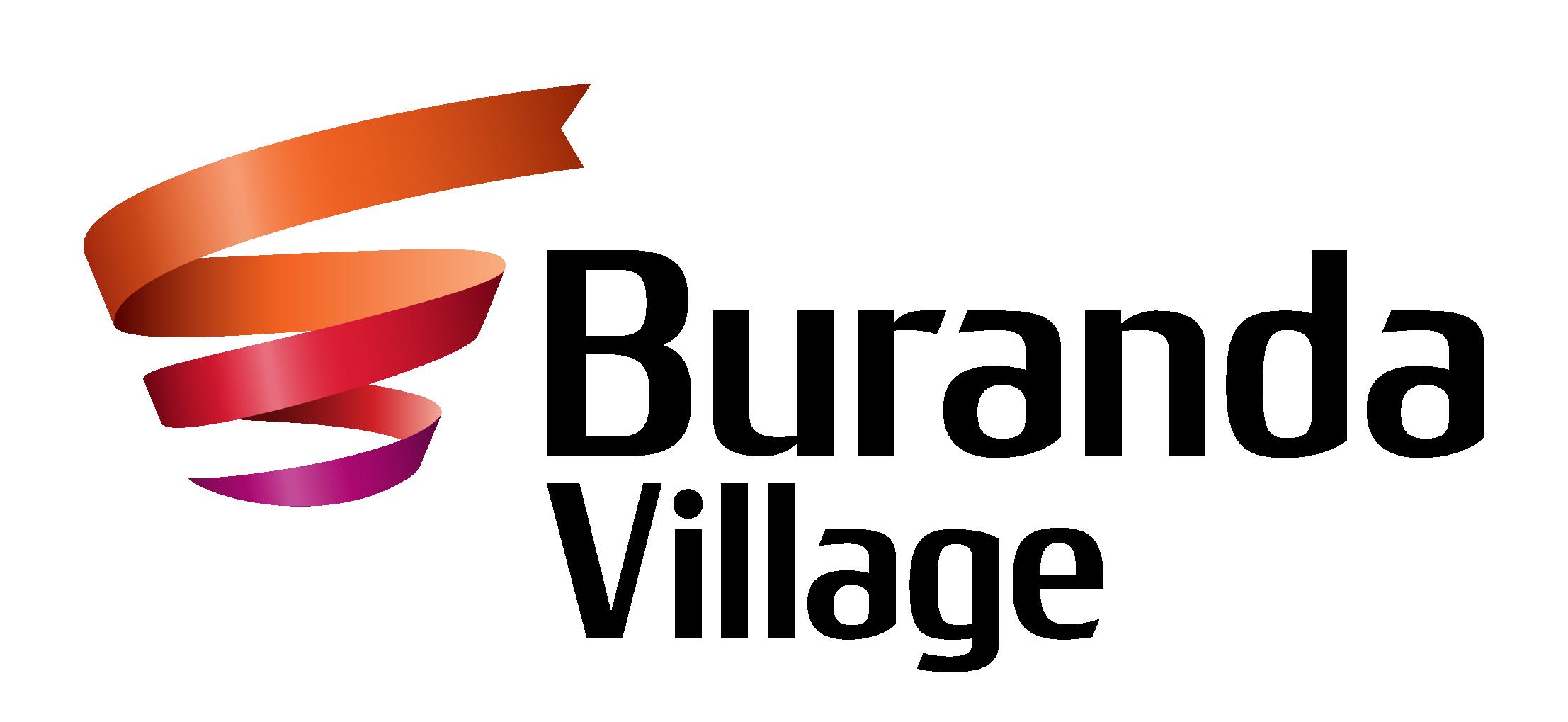 Buranda Village Logo