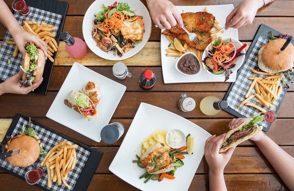 Where to eat at Buranda Village