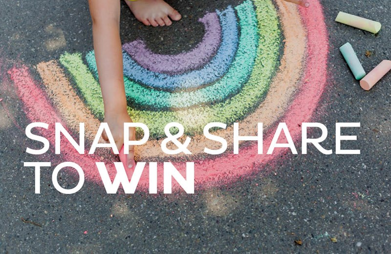 Snap & Share to WIN