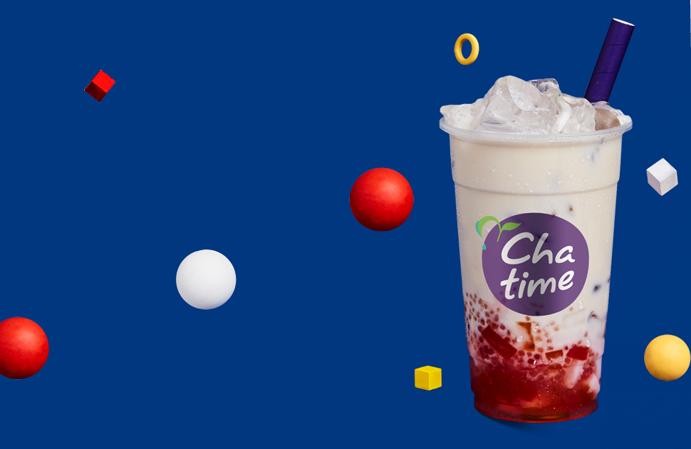 Momochacha has just landed at Chatime