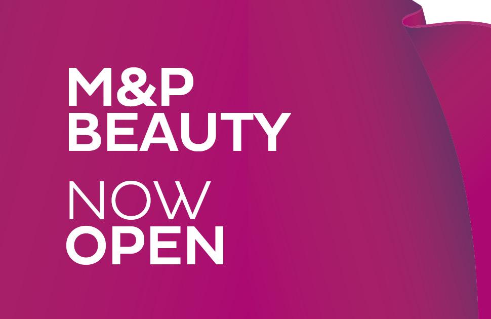 New store alert: Mani & Pedi, Castle Plaza's pink pamper paradise, is now open