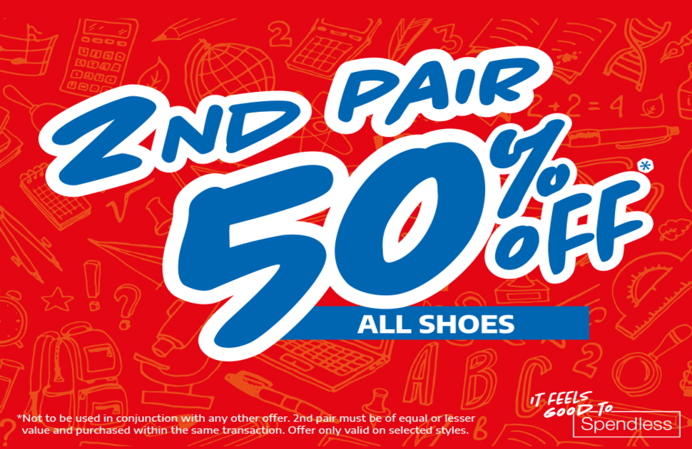 Spendless Shoes' Sale