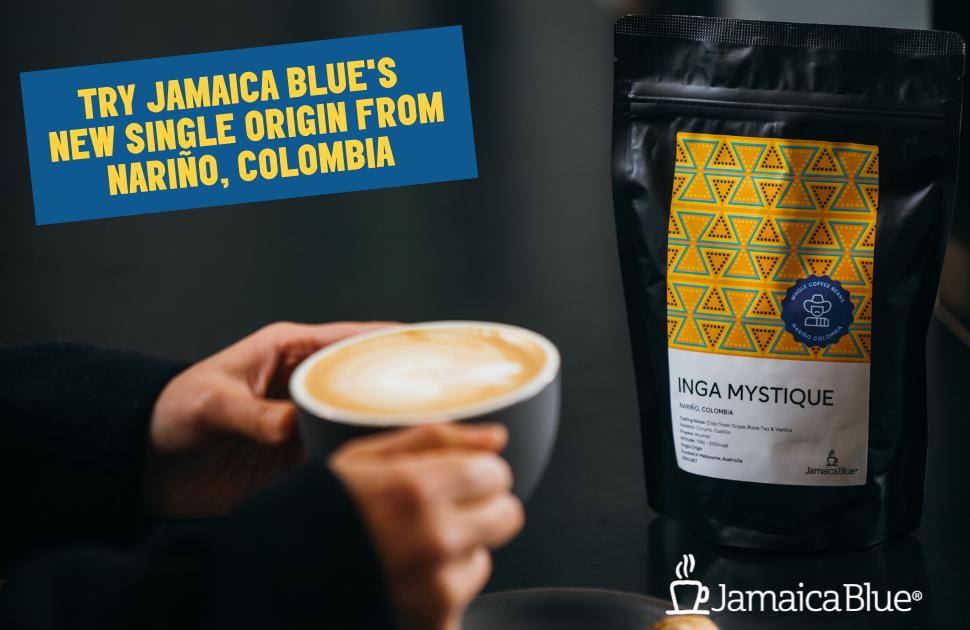 Jamaica Blue's NEW Winter Single Origin