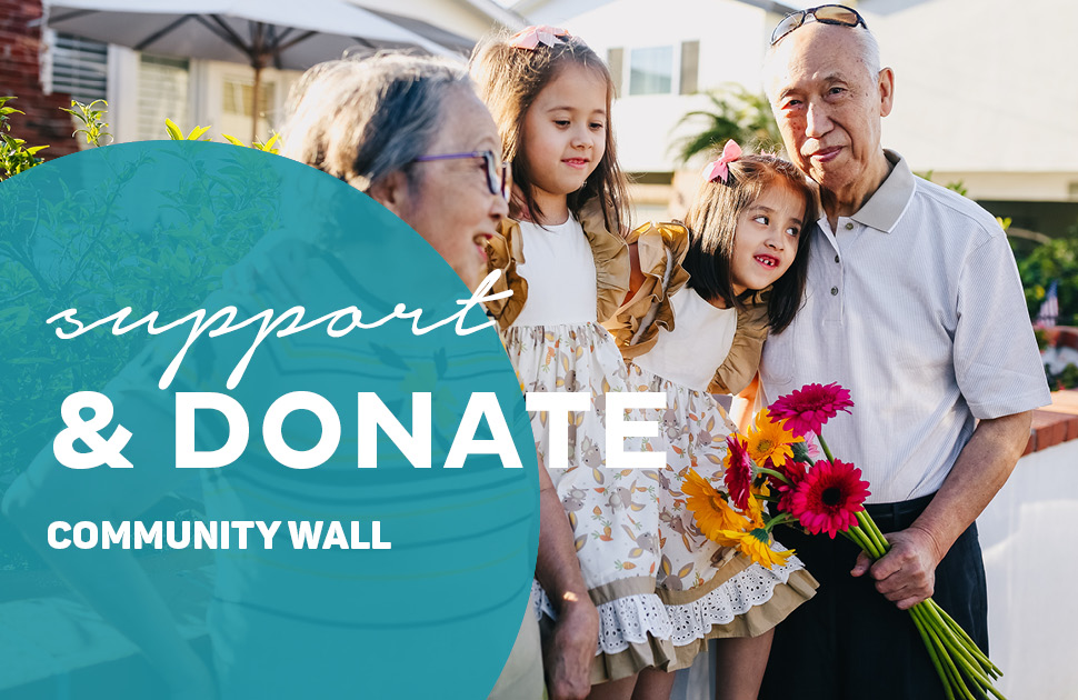 Community Wall - GRGWA