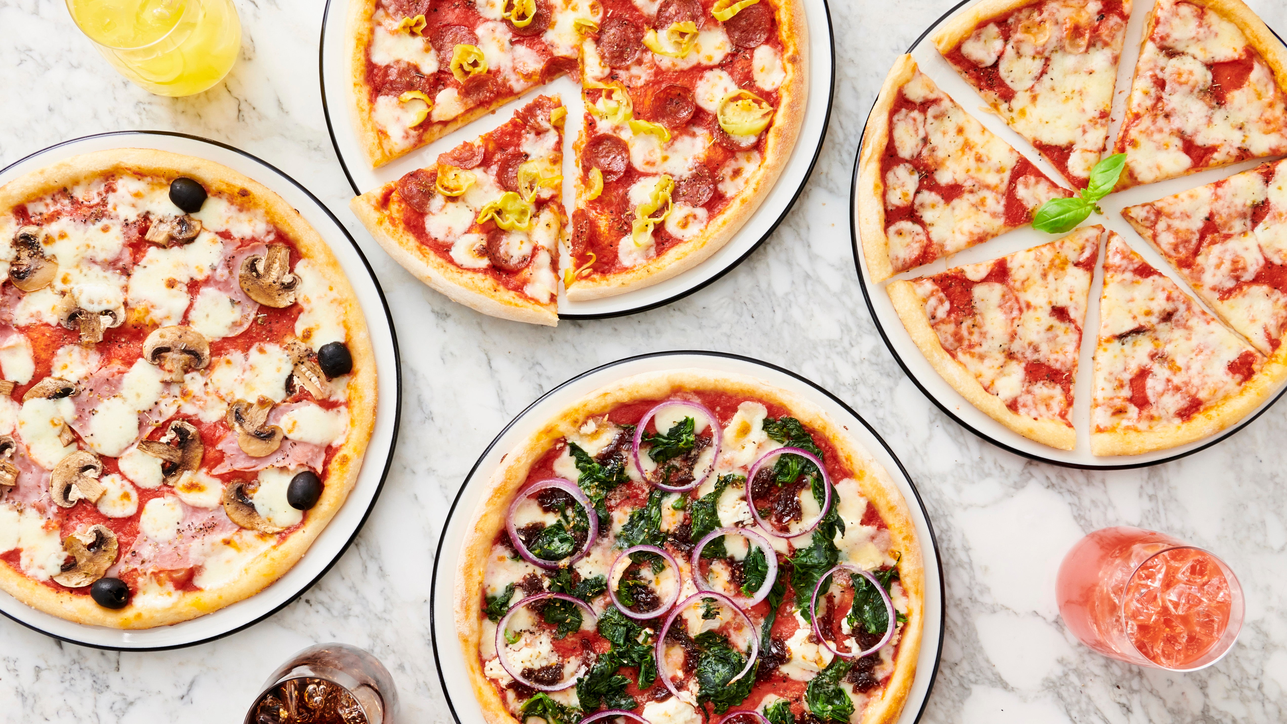 Order Pizzaexpress Delivery Near You Deliveroo