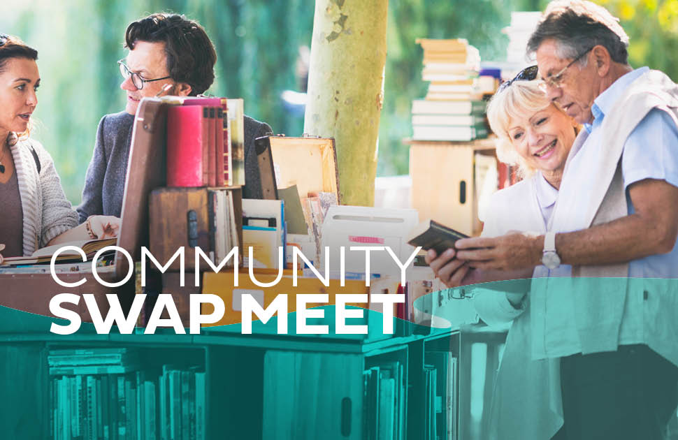 Mandurah Community Swap Meet at Halls Head Central
