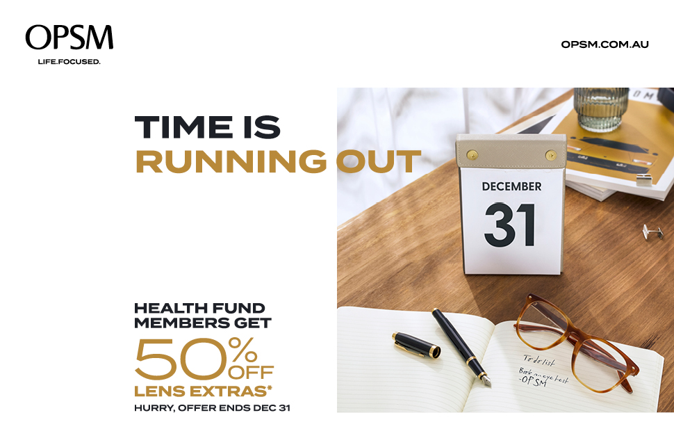 OPSM Health Fund Member Offer