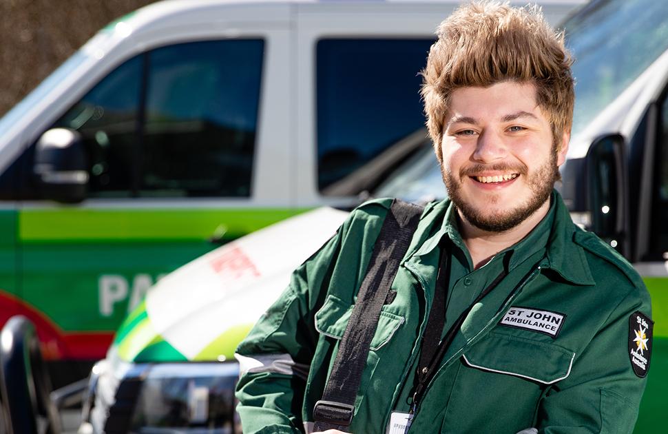 St John Ambulance Partnership