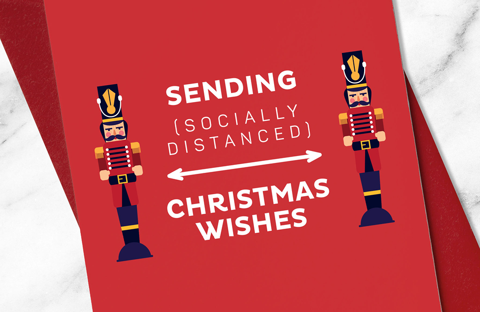 Christmas Cards with a Chance to WIN!