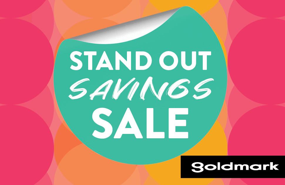 Goldmark's Clearance Sale
