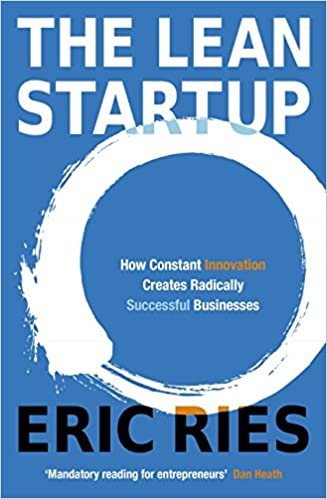 The Lean Startup Best Book on Innovation Strategy