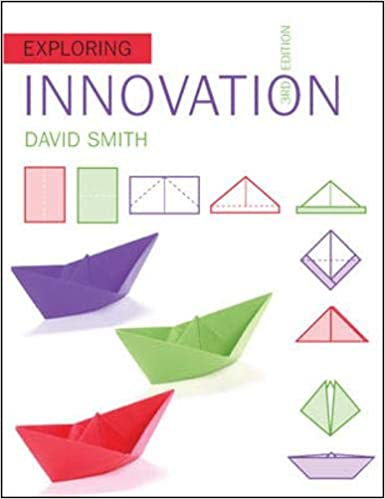 Exploring Innovation Best Book on Innovation Strategy