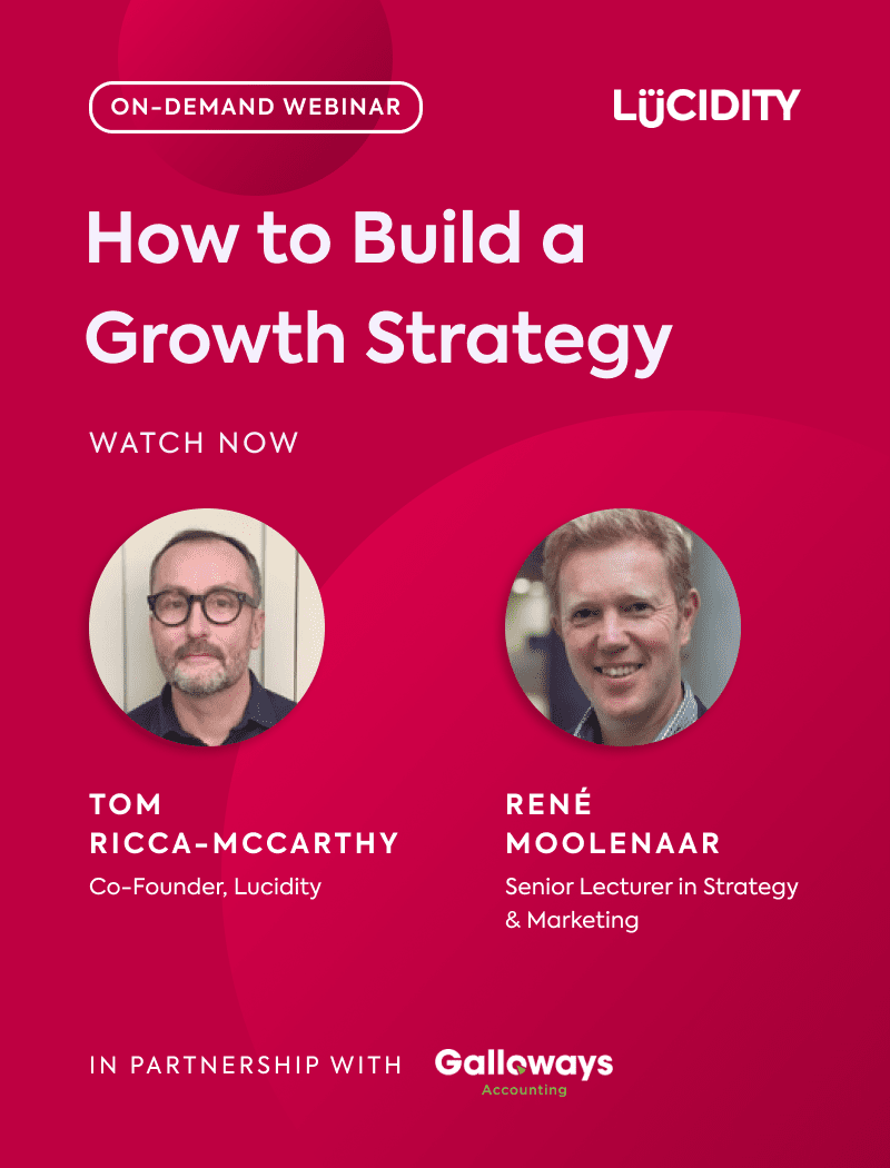 How to Build a Growth Strategy