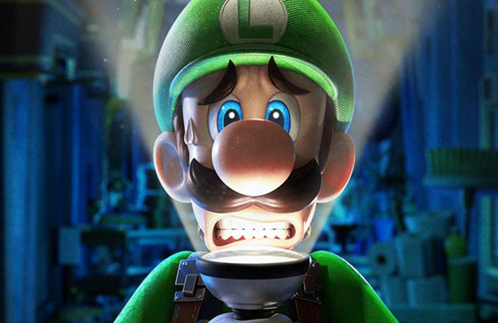 Luigi is back for Mansion 3