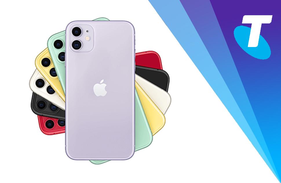 iPhone11 at Telstra