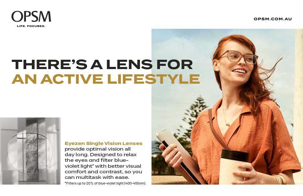 OPSM's Lens Offer