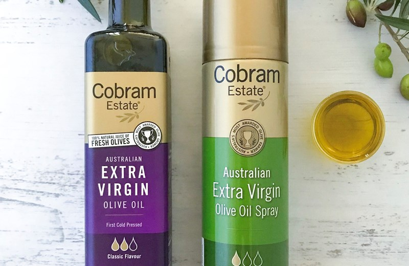 Extra Virgin Olive Oil: Healthy Pantry Item