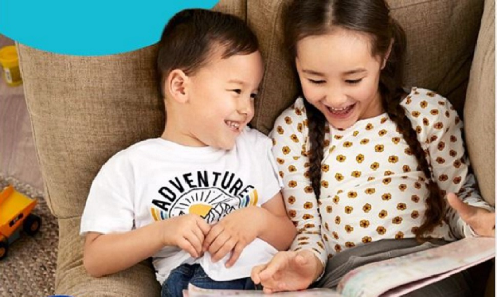 Free Books For Kids Is Back at Big W