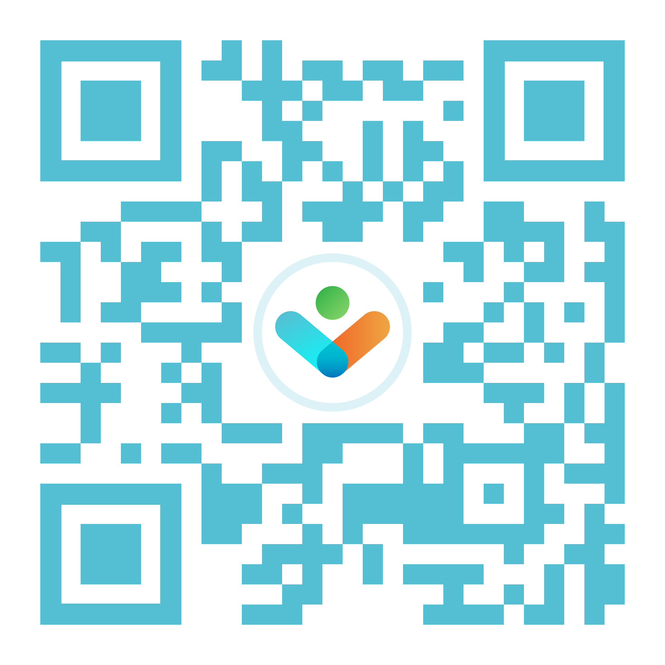 Download Vivellio Website QR Code