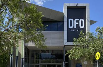 DFO Uni Hill