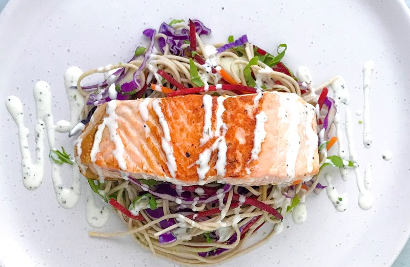 Salmon: Healthy Pantry Item