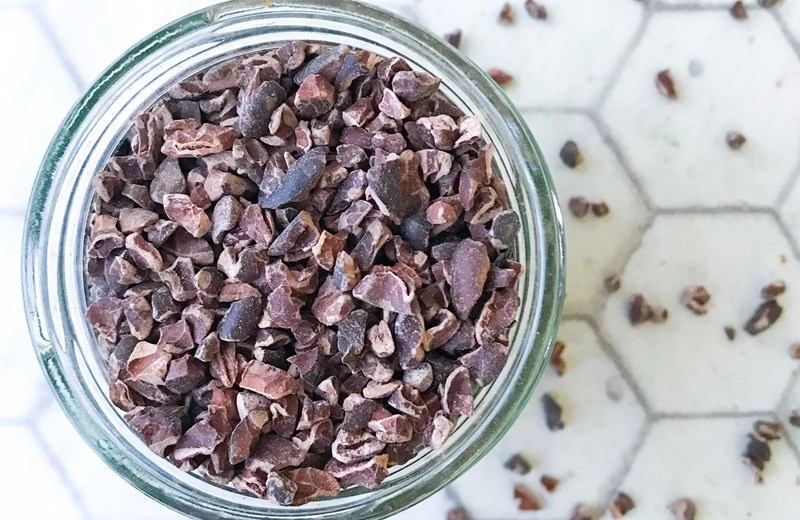 Cacao: Healthy Pantry Item
