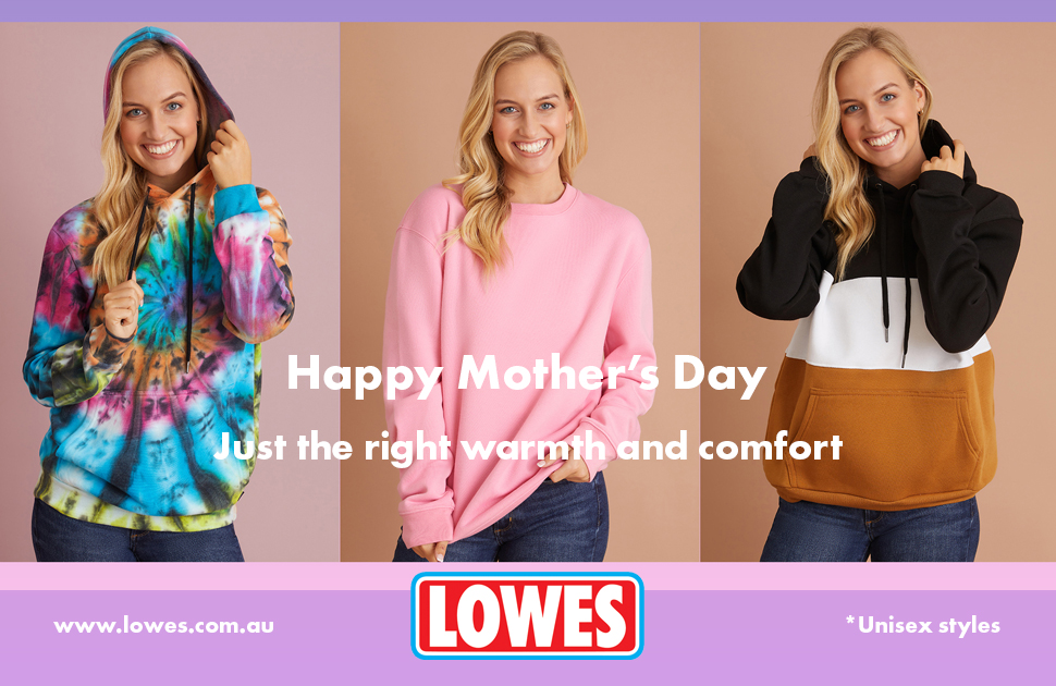 Celebrate Mother's Day with Lowes