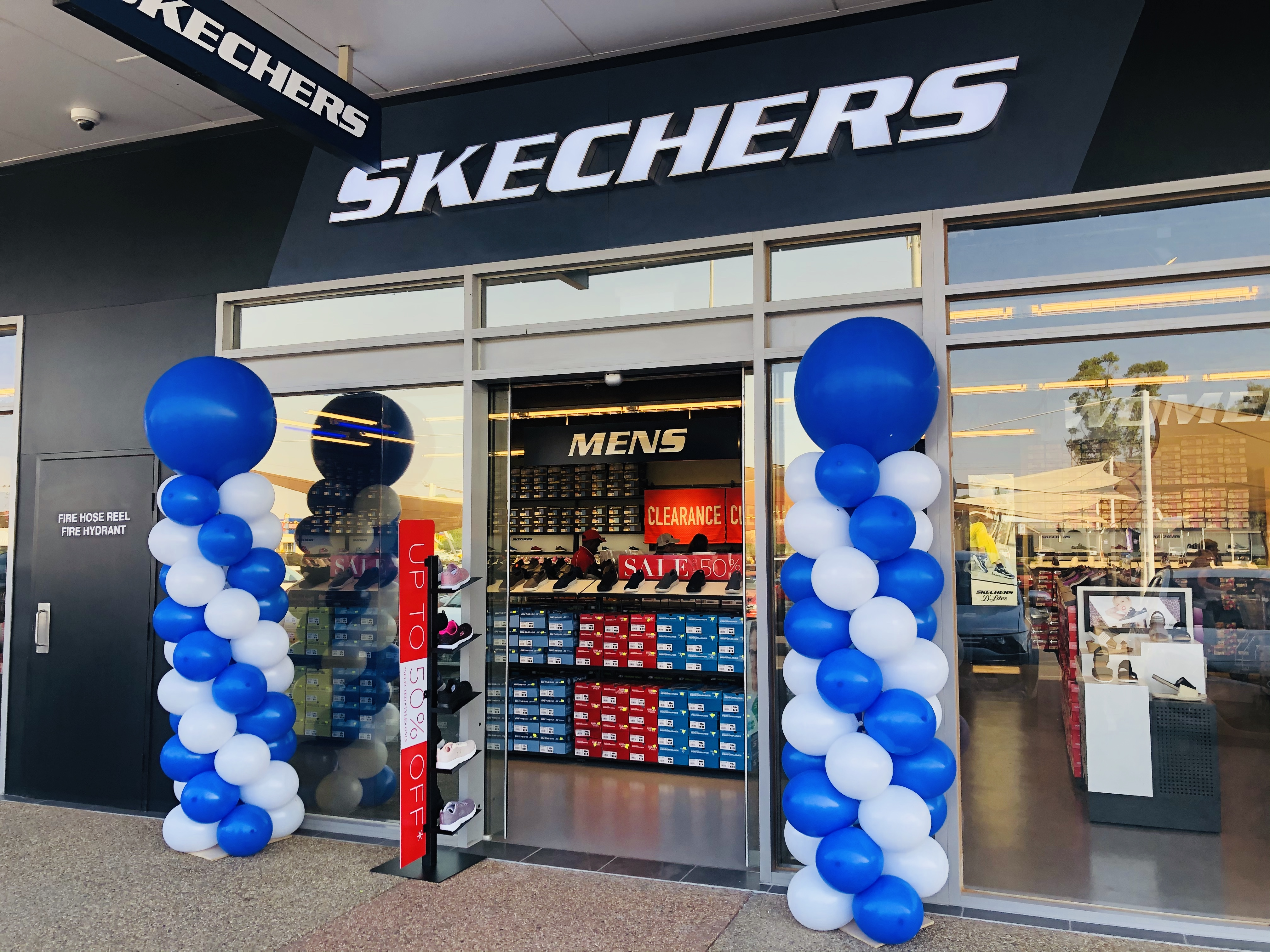 Our Skechers Outlet is NOW OPEN!