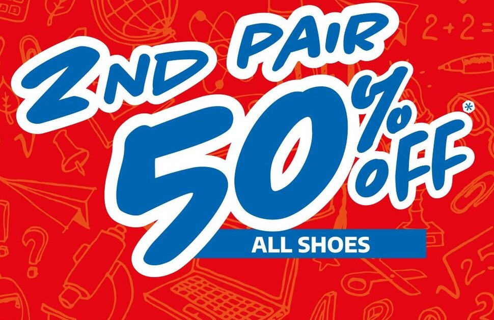 Spendless Shoes Back to School Sale