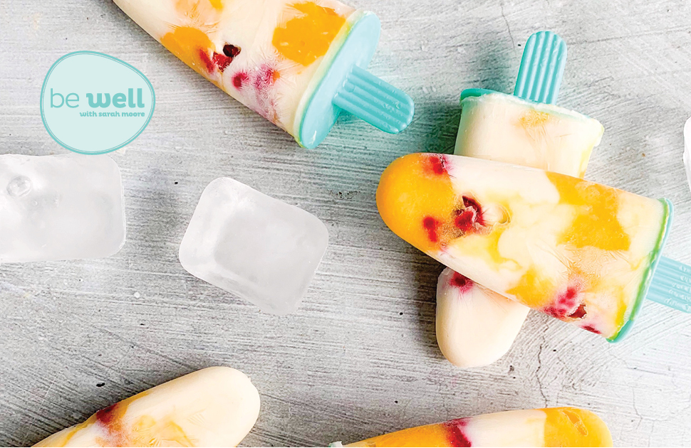 Coconut Mango Icy Poles Made Easy