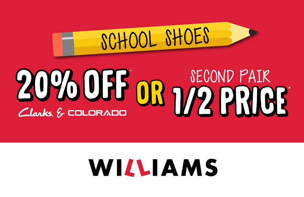 Back to School with Williams